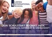 Leipzig Int. School: Tag der offenen Tür