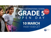 Grade 5 Open Day - Tag der offenen Tür