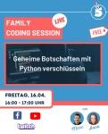 Live Coding Session auf Facebook