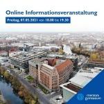 Mentora Gymnasium: Online-Informationsveranstaltung