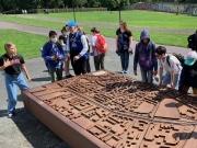 Mentora Gymnasium: Exkursion zur Gedenkstätte Berliner Mauer
