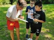 Mentora Gymnasium: Picknick zum Schuljahresbeginn